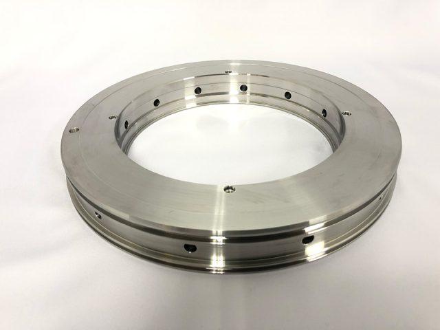 ステンレス410旋盤加工品-アダプタ-